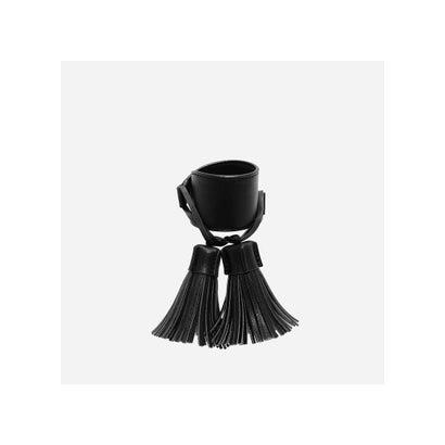 タッセルカフ / TASSEL CUFF(Black)