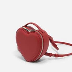 ハートスタイルショルダーバッグ / HEART SYTLY SHOULDER BAG (Red)