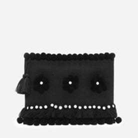 ポンポンクラッチ / POM POM CLUTCH (Black)