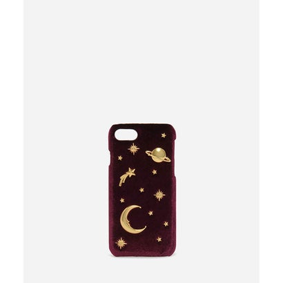 ギャラクシー iPhoneカバー iPhone7用) / GALAXY iPHONE COVER(Burgundy)