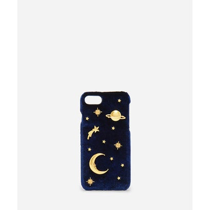 ギャラクシーiPhoneカバー (iPhone7用) / GALAXY iPHONE COVER (iPhone 7) (Navy)