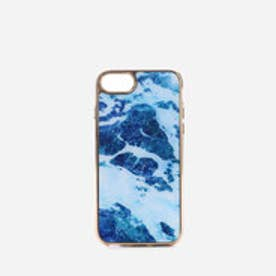 マーブルiPHONEケース(iPHONE7用) / MARBLE iPHONE CASE (iPHONE7) (Blue)