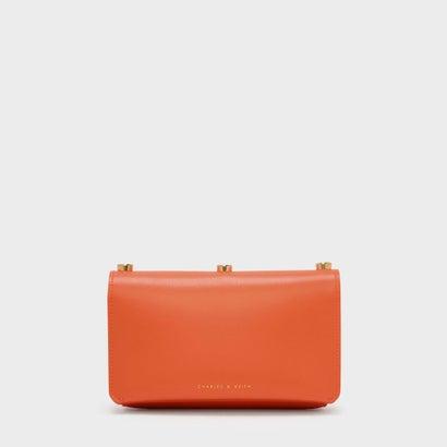 リベットディテールウォレット / RIVET DETAIL WALLET (Orange)