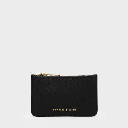 ジップカードフォルダー / ZIPPED CARD HOLDER (Black)