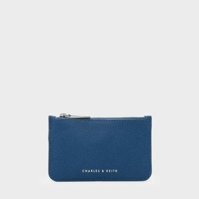 ジップカードフォルダー / ZIPPED CARD HOLDER (Blue)