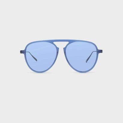 アセート フレーム アビエイター / ACETATE FRAME AVIATORS (Blue)