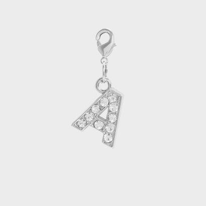 クリスタル エンベリッシュド アルファベット チャーム A / Crystal Embellished Alphabet Charm - A (