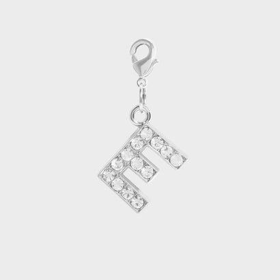 クリスタル エンベリッシュド アルファベット チャーム E / Crystal Embellished Alphabet Charm - E (