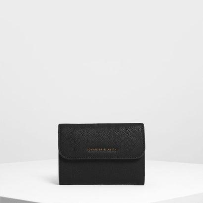 クラシック スナップボタン ウォレット / Classic Snap Button Wallet (Black)