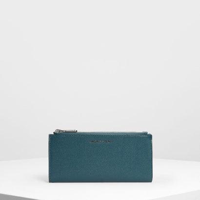 クラシック ジップウォレット / Classic Zipped Wallet (Teal)