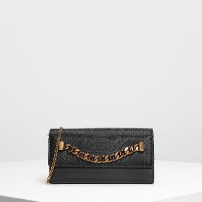 チェーンディテール ウォレット / Chain Detail Wallet (Black)