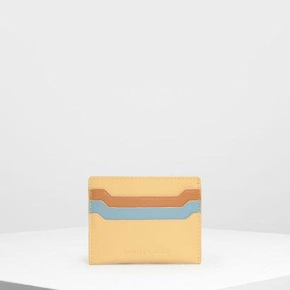 マルチシェイド カードホルダー / Multi-shade Card Holder (Yellow)
