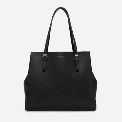 ストラクチャートートバッグ / STRUCTURE TOTE BAG (Black)