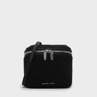 スラウチーバケツバッグ / SLOUCHY BUCKET BAG (Black)