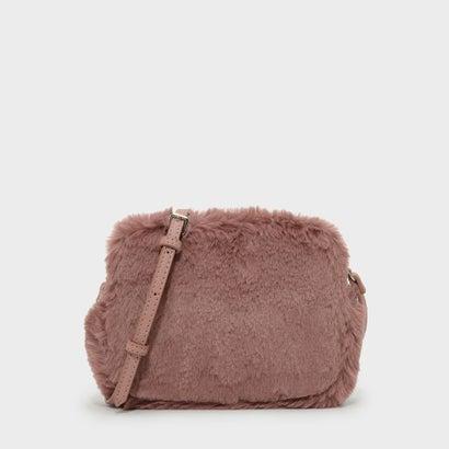 ファーリースリングバッグ / FURRY SLING BAG (Pink)