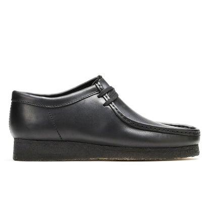 Wallabee Black Leather  / メンズ ワラビー(ブラック)