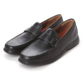クラークス Clarks Uneasley Free Black Leather (ブラック)