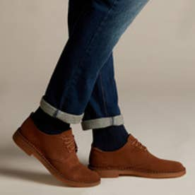 クラークス Clarks Desert London Cola Suede (ブラウン)