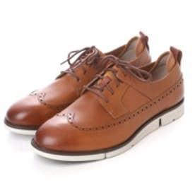 クラークス Clarks Trigen Limit  Cognac Leather / トライジェンリミット (ブラウン)