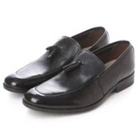 クラークス Clarks Banfield Edge Black Leather (ブラック)