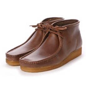 クラークス Clarks Wallabee Boot / メンズ ワラビーブーツ (ベージュ)