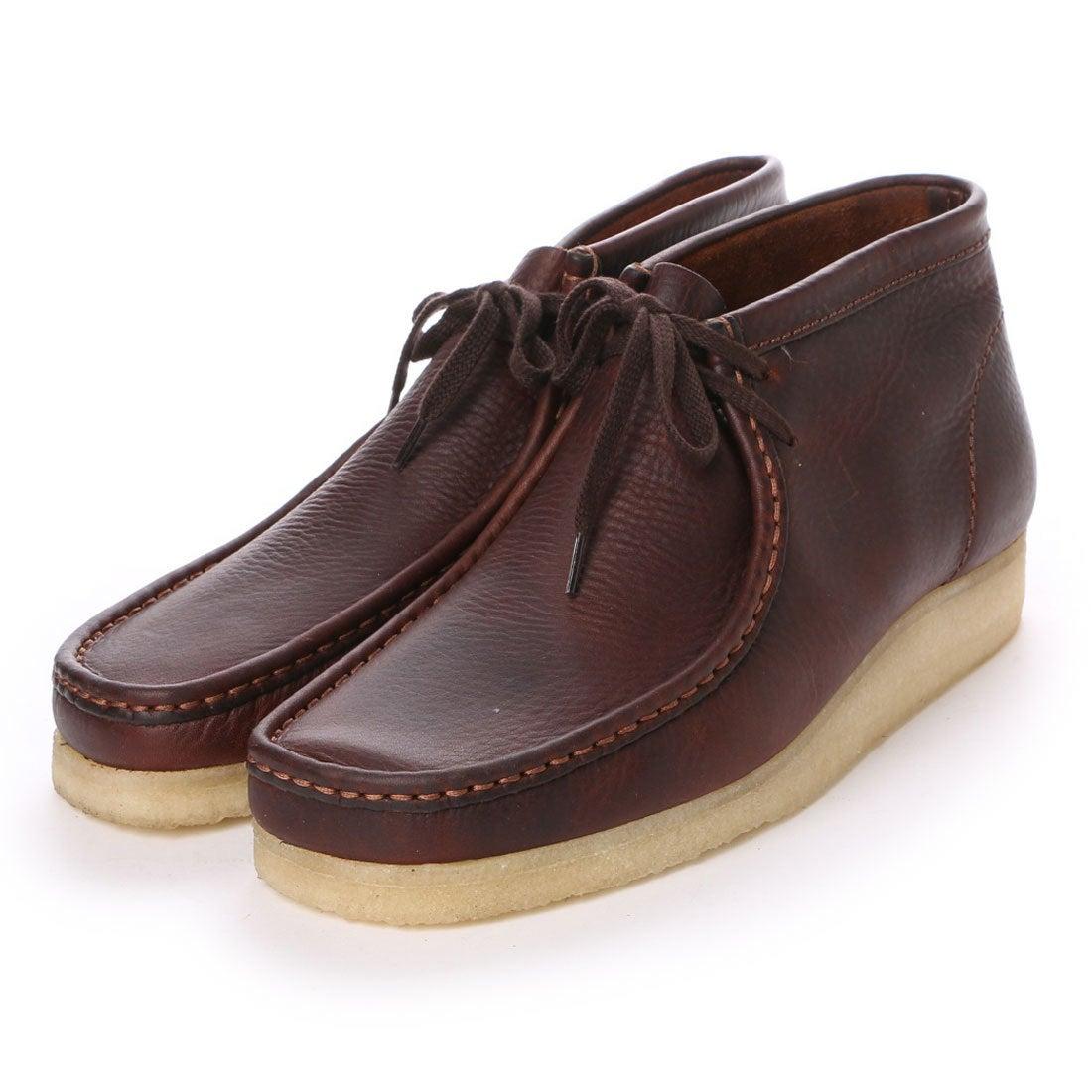 【SALE 40%OFF】クラークス Clarks Wallabee Boot / メンズ ワラビーブーツ (ブラウン) メンズ