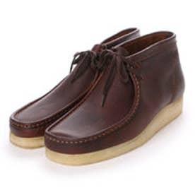 クラークス Clarks Wallabee Boot / メンズ ワラビーブーツ (ブラウン)