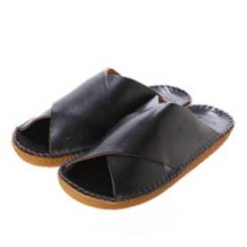クラークス Clarks Litton Sandal / リットンサンダル (ブラックレザー)
