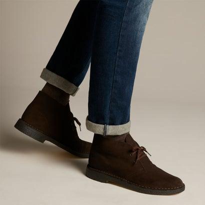 Desert Boot / メンズ デザートブーツ (ブラウンスエード)
