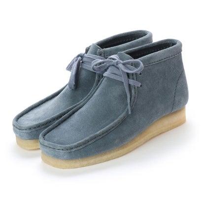 Wallabee Boot (スレイトブルースエード)