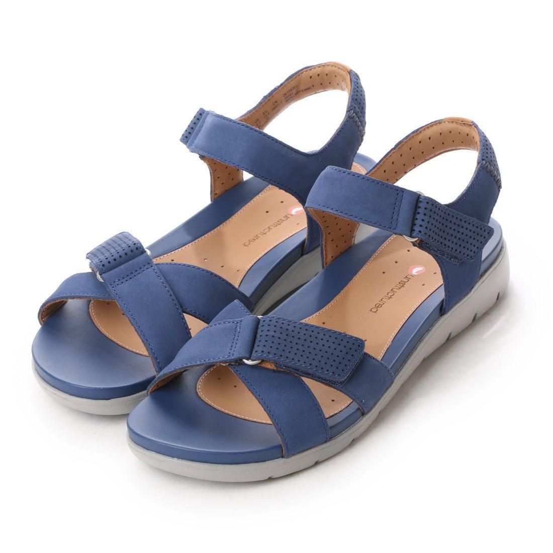 11f8d6996d0e Clarks Un Saffron   アンサフラン (ブルー) -アウトレット通販 ロコレット (LOCOLET)