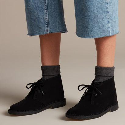 Desert Boot. / デザートブーツ (ブラックスエード)