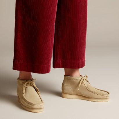 Wallabee Boot. / ワラビーブーツ (メープルスエード)
