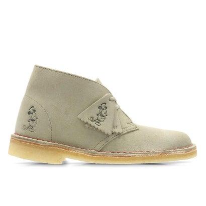 Desert Boot. / ウィメンズ デザートブーツ (サンドスエードエンボス)