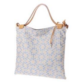 トプカピ TOPKAPI 【日本製】インド刺繍・A4トートバッグ (ブルー)