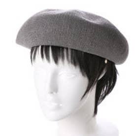 トプカピ TOPKAPI クリスピーベレー帽 (グレー)