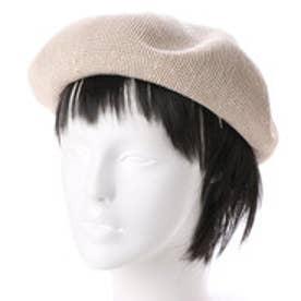 トプカピ TOPKAPI クリスピーベレー帽 (オフ)