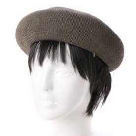 トプカピ TOPKAPI クリスピーベレー帽 (カーキ)