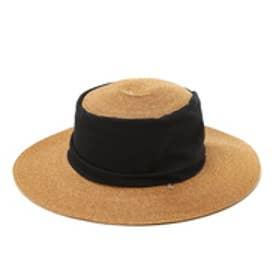 トプカピ TOPKAPI ペーパーブレード・折りたたみ帽 (ブラック)