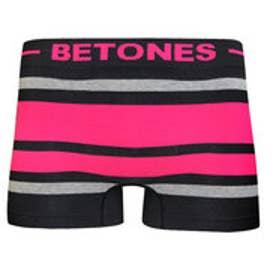 ビトーンズ BETONES 【BETONES】驚きの伸縮性!ボクサーパンツメンズ BREATH BLACK (【07】Dピンク)