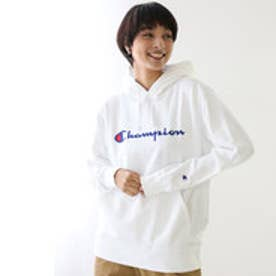 チャンピオン Champion 【Champion/チャンピオン】パーカー ロゴスウェット プリントパーカー (ホワイト【010】)