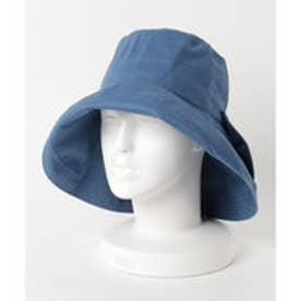 クラシカルエルフ Classical Elf UVカットレディース帽子 (ブルー)