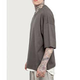 クラシカルエルフ Classical Elf メンズオーバーサイズTシャツ (グレー)