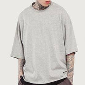 クラシカルエルフ Classical Elf メンズオーバーサイズTシャツ (ライトグレー)
