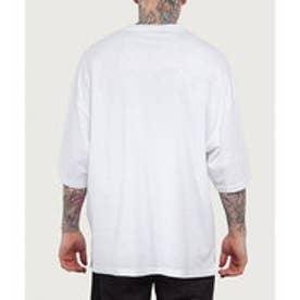 クラシカルエルフ Classical Elf メンズオーバーサイズTシャツ (ホワイト)