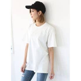クラシカルエルフ Classical Elf ビッグサイズクルーネック無地Tシャツ (ホワイト)