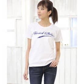 クラシカルエルフ Classical Elf 10色&6サイズロゴT 半袖Tシャツ (ホワイト)