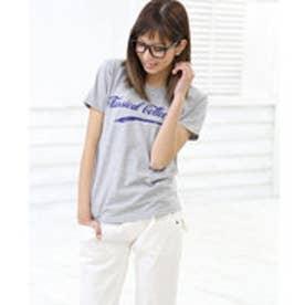 クラシカルエルフ Classical Elf 10色&6サイズロゴT 半袖Tシャツ (グレー)