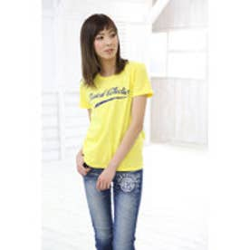 クラシカルエルフ Classical Elf 10色&6サイズロゴT 半袖Tシャツ (イエロー)
