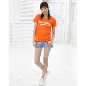 クラシカルエルフ Classical Elf 10色&6サイズロゴT 半袖Tシャツ (オレンジ)